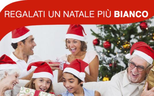 Regalati un Natale più bianco